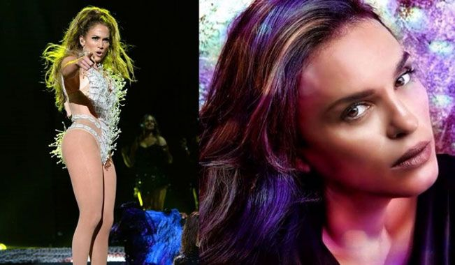 Jennifer Lopez, Σήλια Κρηθαριώτη