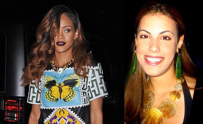 Rihanna, Mary Katrantzou