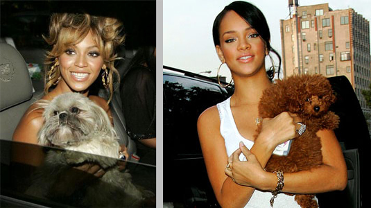 Beyonce- Rihana