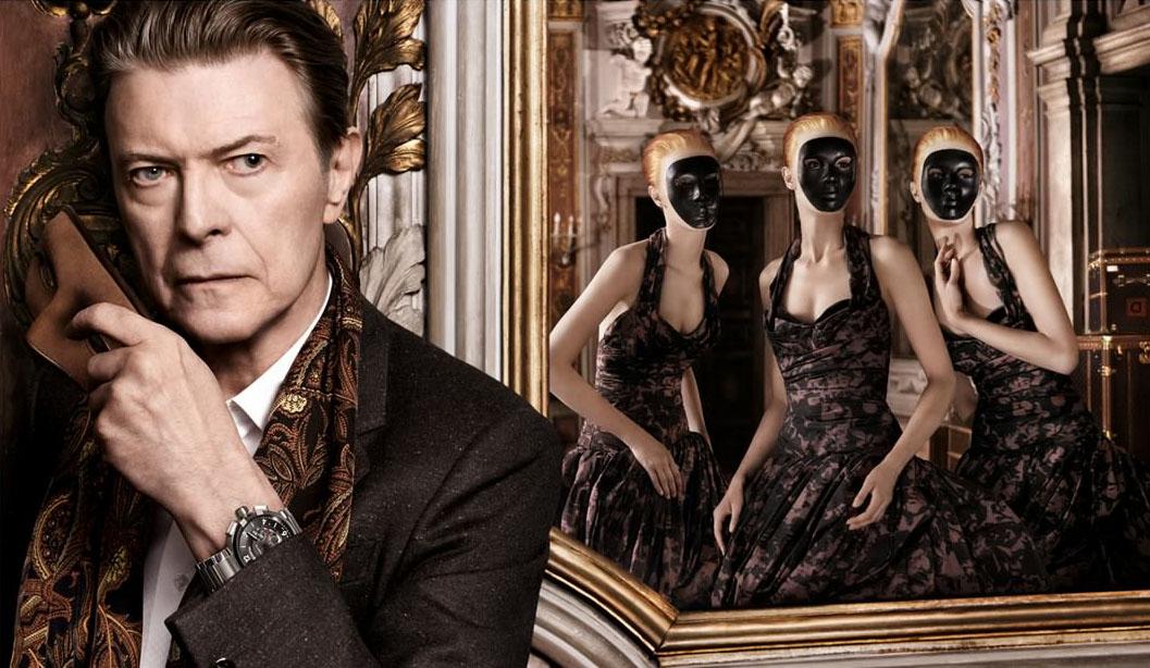 DAVID BOWIE Louis-Vuitton by Romain Gavras