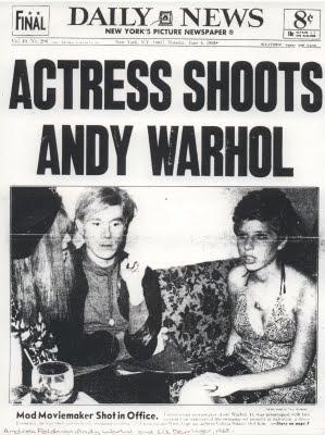 actress-shoots-andy-warhol