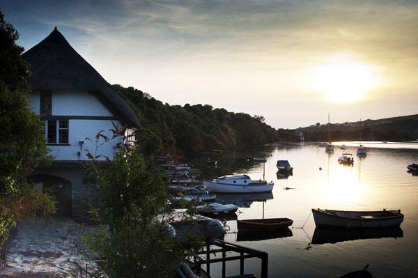 Bantham, χωριό, Αγγλία