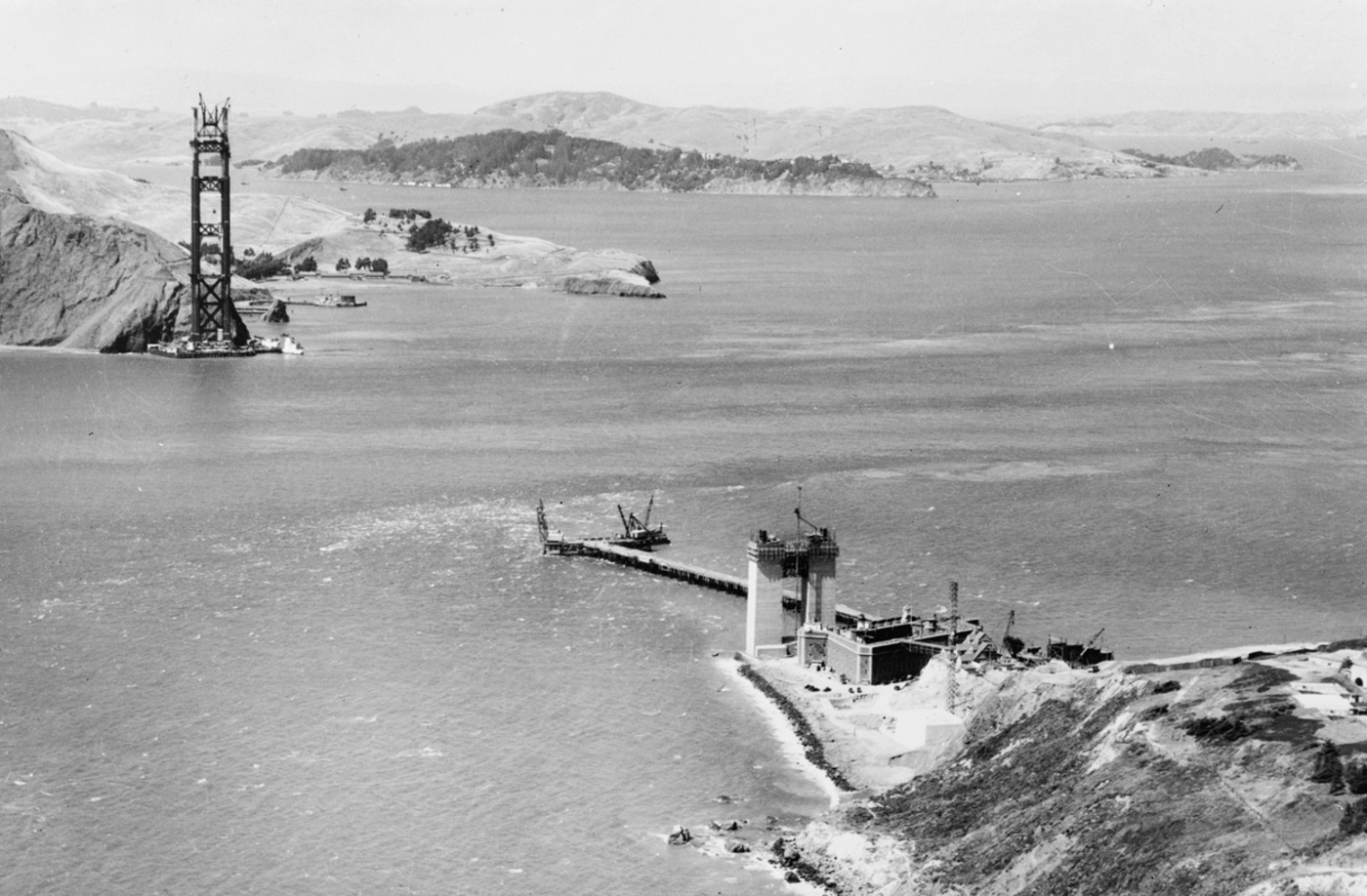 γέφυρα Golden Gate