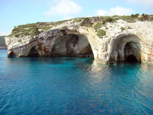 Ζάκυνθοσ blue_caves