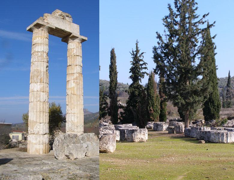 Νεμεα- αρχαιολογικό πάρκο- Στέφανος Μίλερ