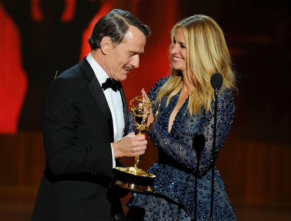 Breaking Bad, σήριαλ, Αμερική, Emmy, Μπράϊαν Κράνστον