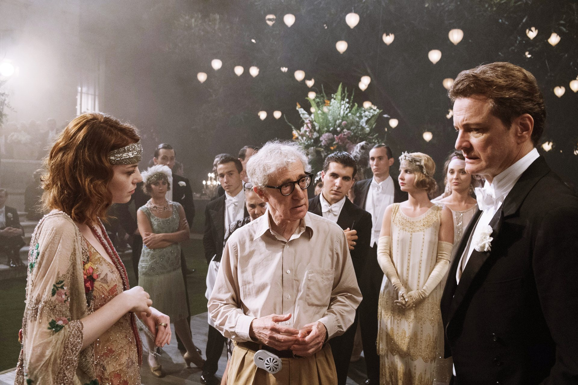 Σινεμά, Woody Allen, Magic in the moonlight, Colin Firth, Emma Stone, Γαλλική Ριβιέρα