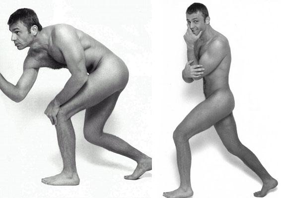 Άντρες, γυμνοί, celebrities, Full Frontal