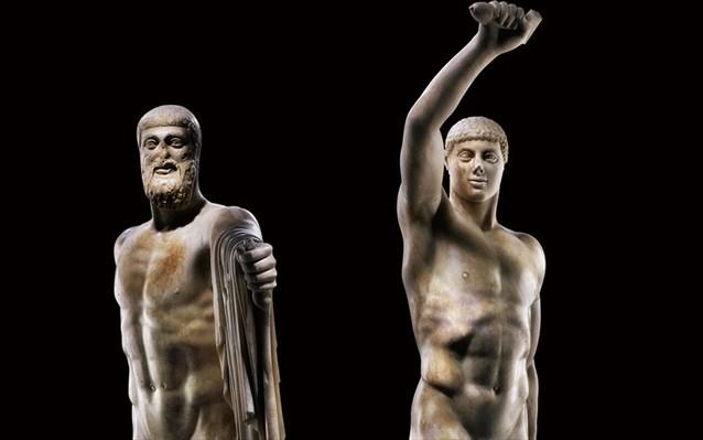 Ελληνοϊταλική κοινή έκθεση, Εθνικό Αρχαιολογικό Μουσείο, «Classicita ed Europa.