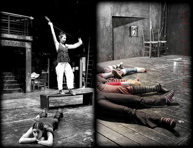 Θέατρο, μιούζικαλ, «Δικαίωμα», Γιώργος Καλογερόπουλος,