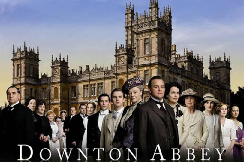 George-Clooney-and-Amal-Alamuddin-may-marry-in-the-Downton-Abbey-castle
