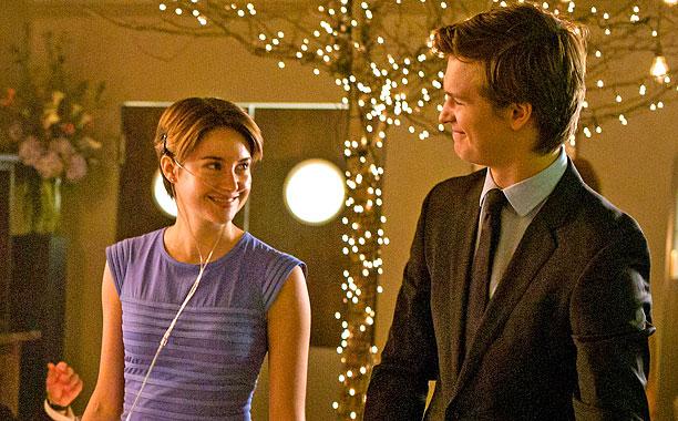 The Fault  in our stars, ταινία, σινεμά, αρρώστια, έρωτας, κλάμα