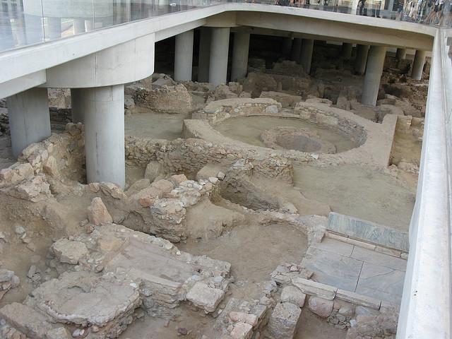 Αρχαίος οικισμός (ερείπια)