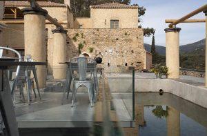 Κινστέρνα, Μονεμβασιά, Ξενοδοχείο, Kinsterna Hotel. Monemvasia, Greece.