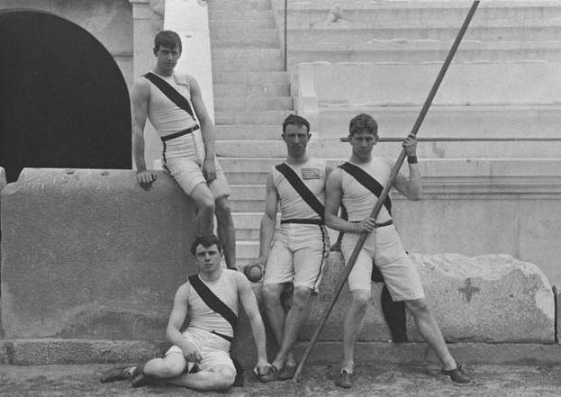 Athens-1896-Princeton-University-team