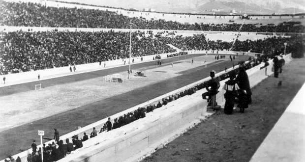 Athens-1896-The-Pan-Athenian-stadium-from-the-top-of-the-tiers