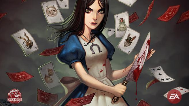 alice madness returns official wallpaper