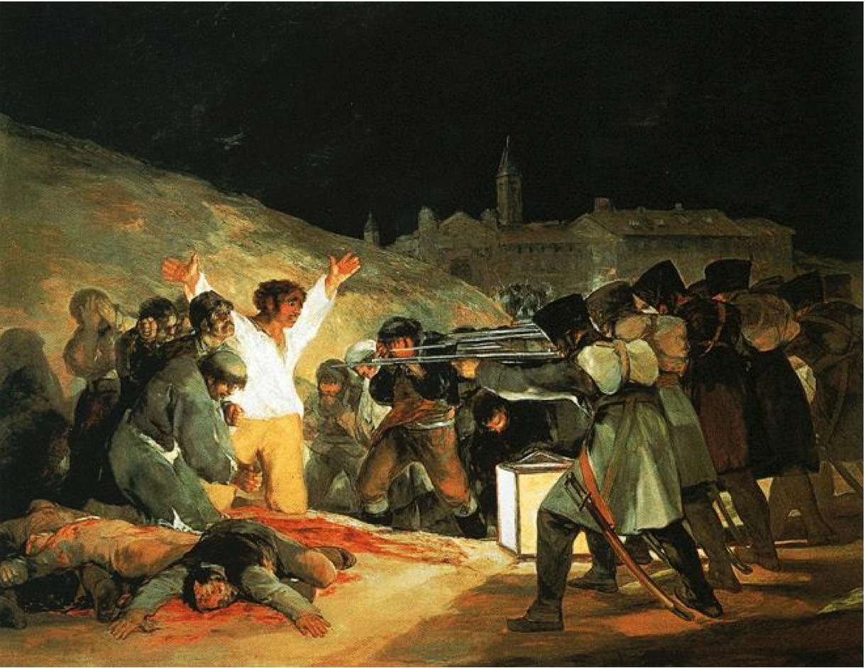 Francisco Goya The Third of May 1808