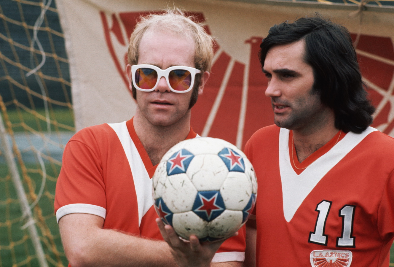 1982 --- Elton john: --- Image by © Lynn Goldsmith/CORBIS