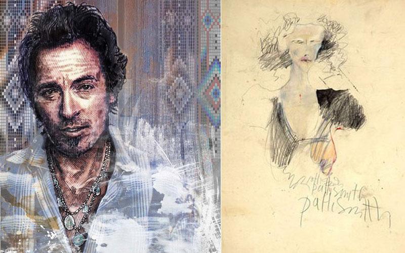 Bruce-Springsteen_Patti-Smith_M