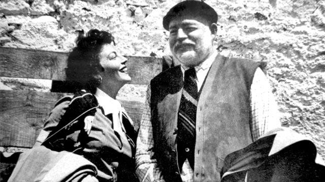 Ava-Gardner -ΑΒΑ ΓΚΑΡΝΤΝΕΡ, ΗΘΟΠΟΙΟΣ, Έρνεστ Χεμνγουέι