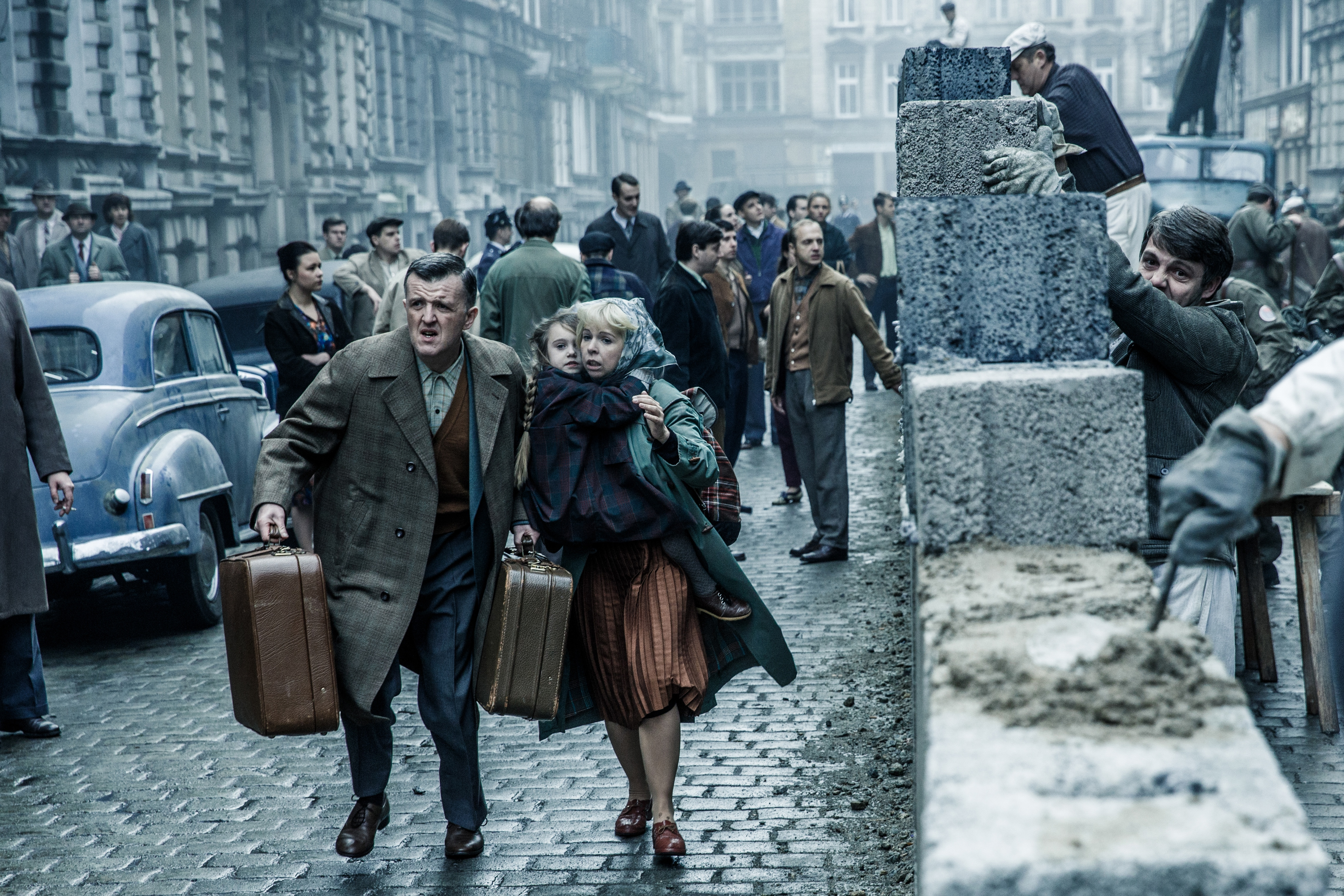DreamWorks Pictures/Fox 2000 PIctures' BRIDGE OF SPIES, directed by Steven Spielberg, is the story of James Donovan, an insurance lawyer from Brooklyn who finds himself thrust into the center of the Cold War when the CIA enlists his support to negotiate the release of a captured American U-2 pilot.