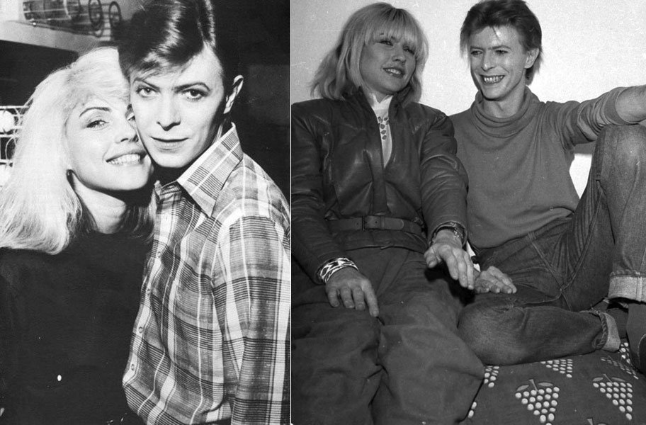 David-Bowie, DEBBIE HARRY
