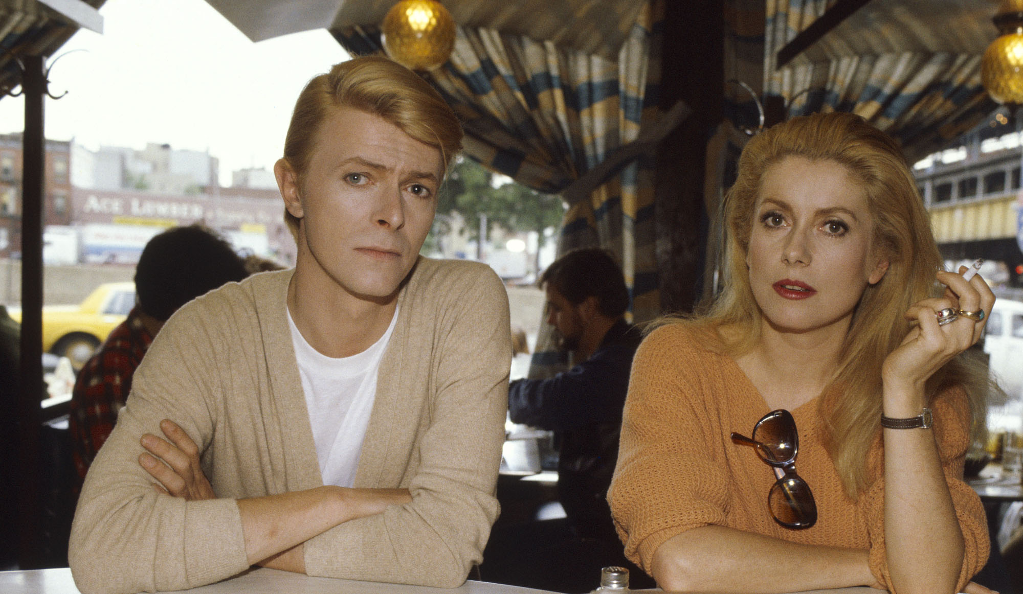 Catherine DENEUVE, David BOWIE,