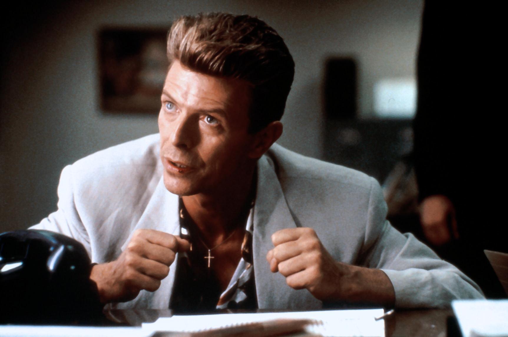 Twin Peaks, David Bowie, David Lynch