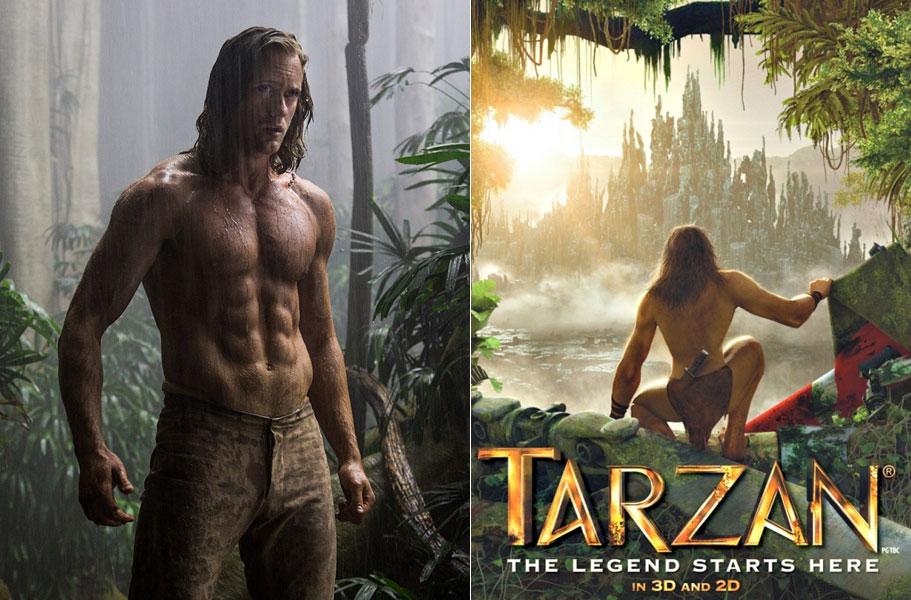 The-legend-of-Tarzan, ΣΟΥΗΔΟΣ ΗΘΟΠΟΙΟΣ, ΤΑΡΖΑΝ, Alexander Skarsgård, ΤΟ BLOG ΤΟΥ ΝΙΚΟΥ ΜΟΥΡΑΤΙΔΗ, nikosonline.gr,