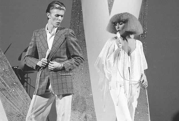 cher, DAVID BOWIE, WOMEN,