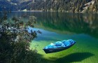 Η πιο καθαρή λίμνη του κόσμου