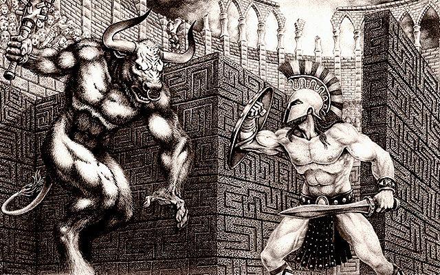 Theseus_and_The_Minotaur