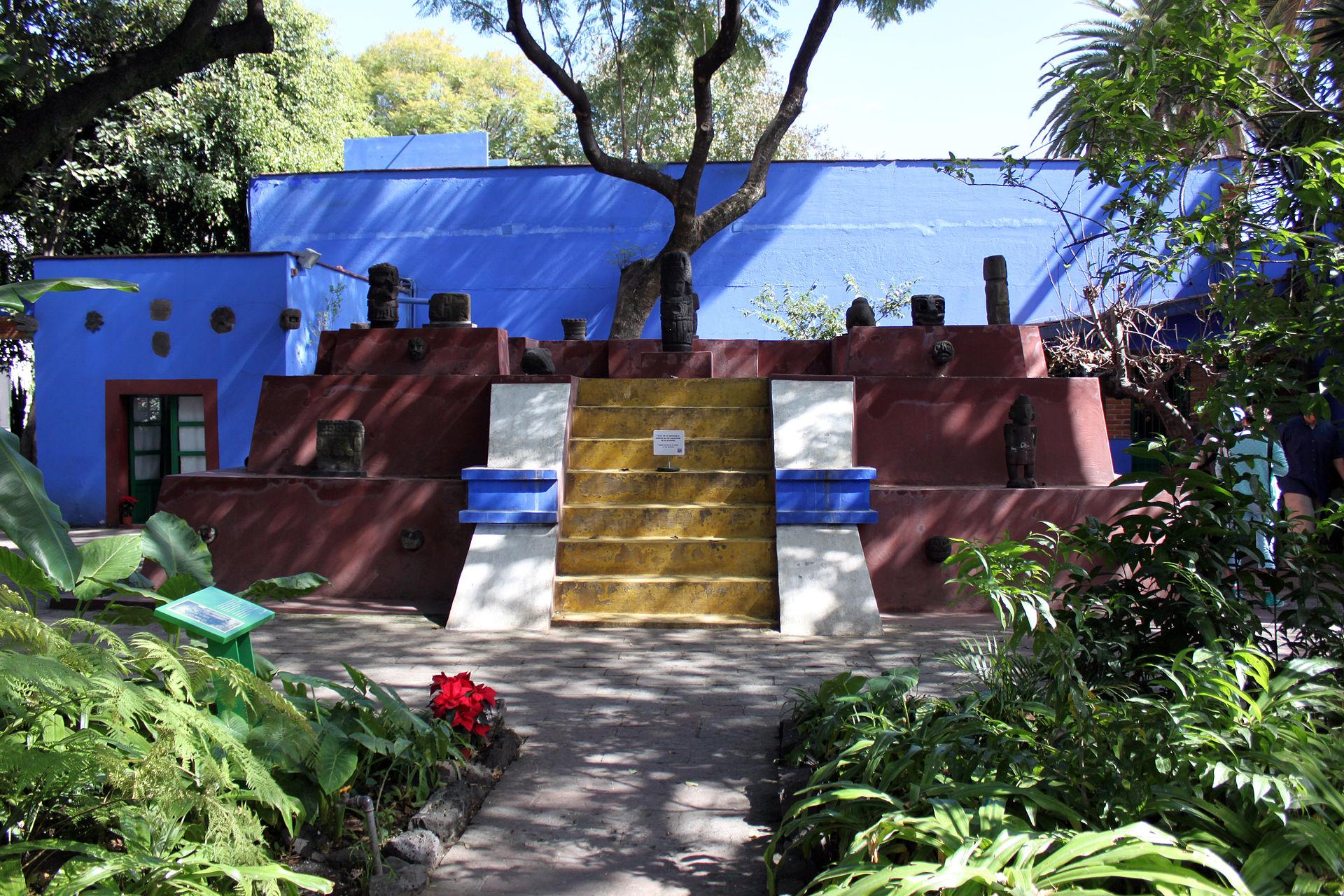 Frida Kahlo, Museum, Mexico City