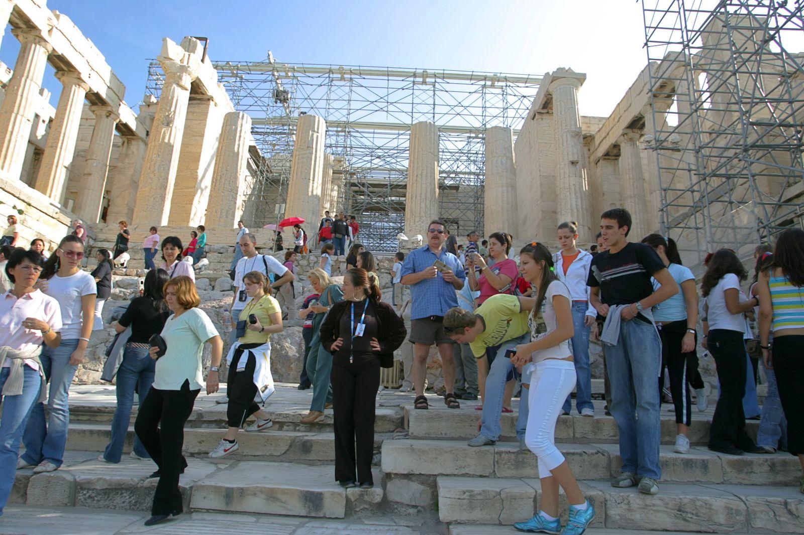 Akropoli-Touristes