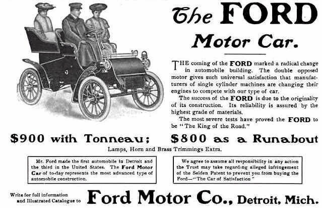 Ford Motor Compeny