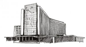 Hilton, Hilton της Αθήνας