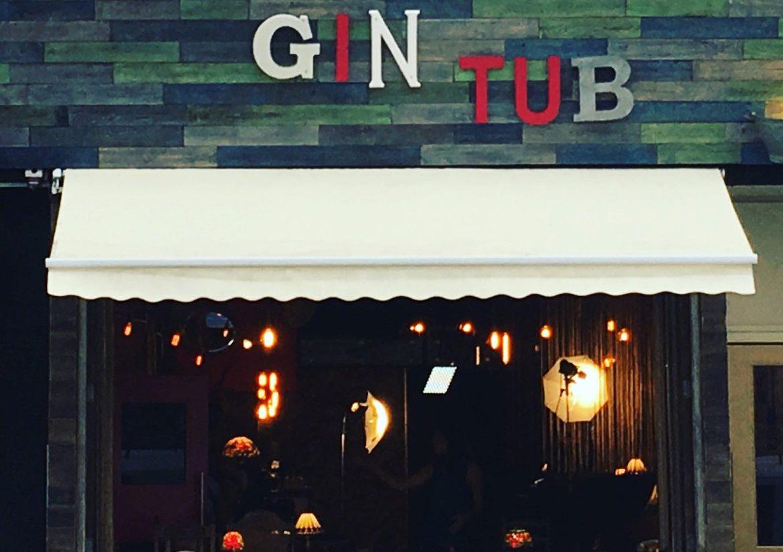 GIN TUBE, BAR