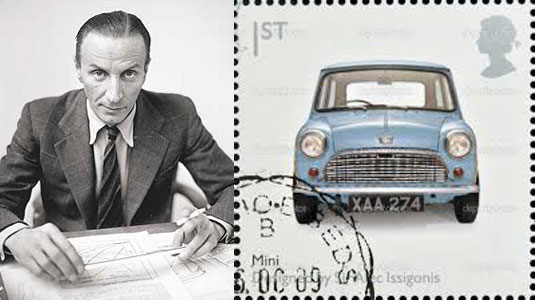 Sir Alec Issigonis, mini cooper