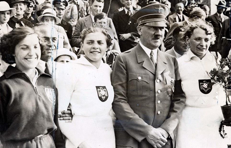 Χίτλερ, Ολυμπιακοί αγώνες 1936