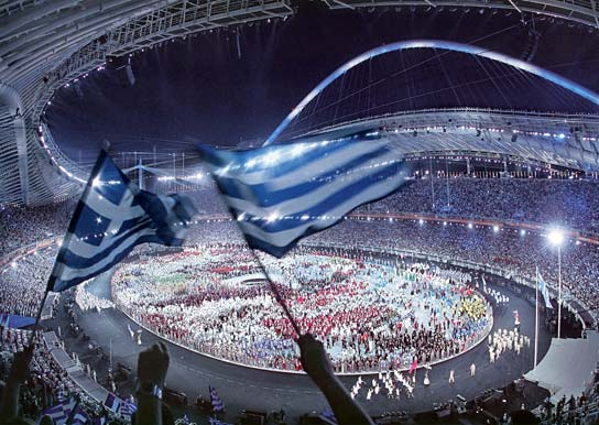 olympic games, athens 2004