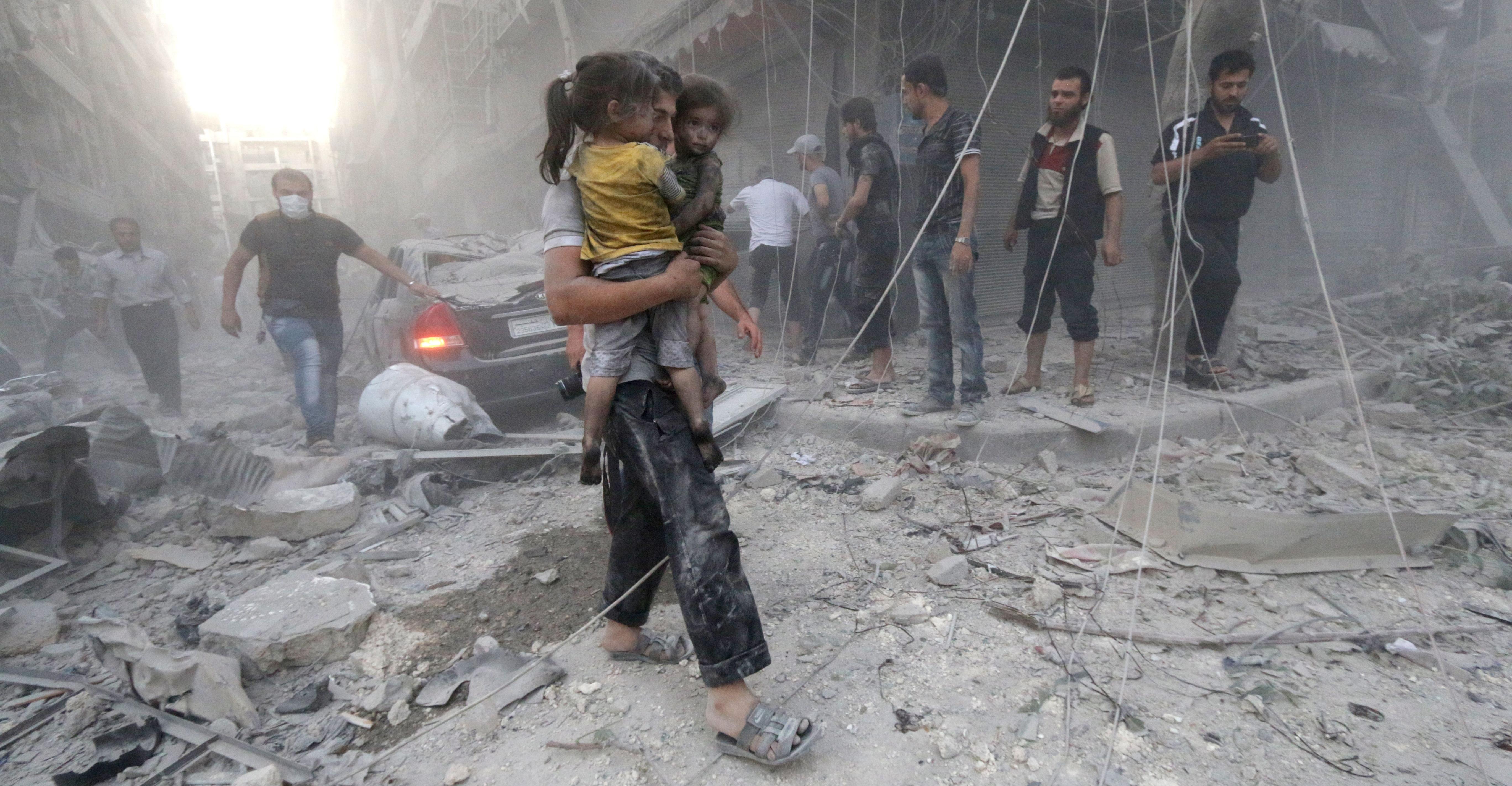 syrian-war, Συρία