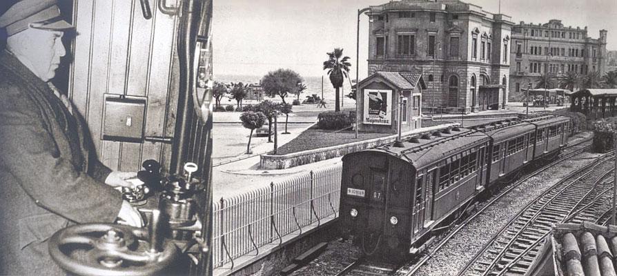 Σιδηρόδρομος, Αθήνα-Πειραιά