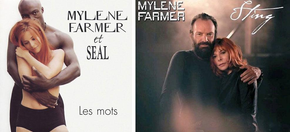 Μιλέν Φαρμέρ, Γαλλίδα τραγουδίστρια