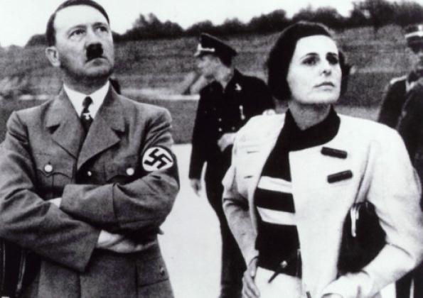 Λένι Ριφενσταλ, Χιτλερ