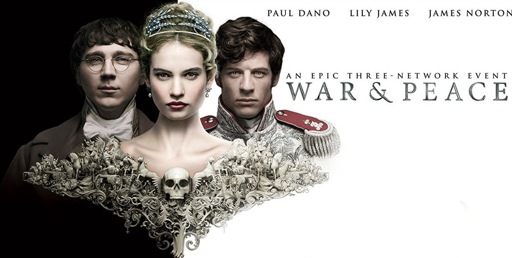 war-and-peace, TV mini series