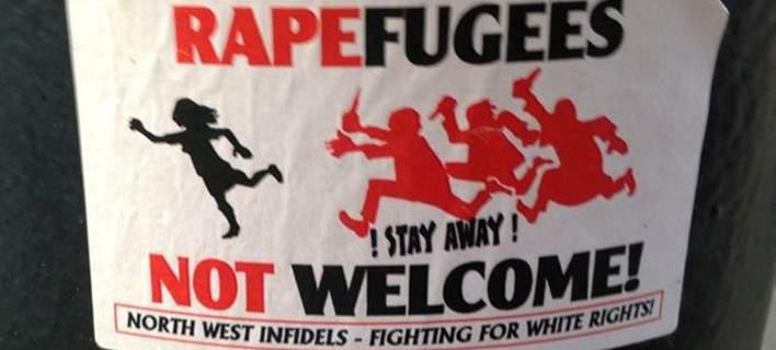 Άγγλοι, Πρόσφυγες
