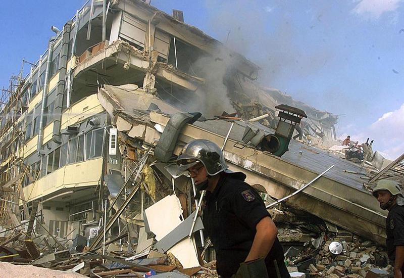 Σεισμός, Αθήνα