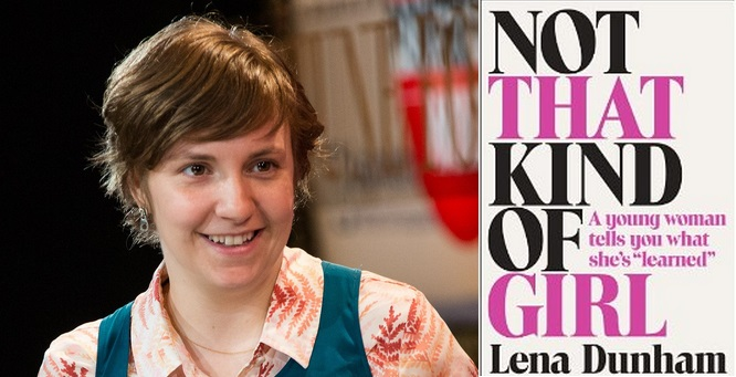 not-that-kind-of-girl, Lena Dunham