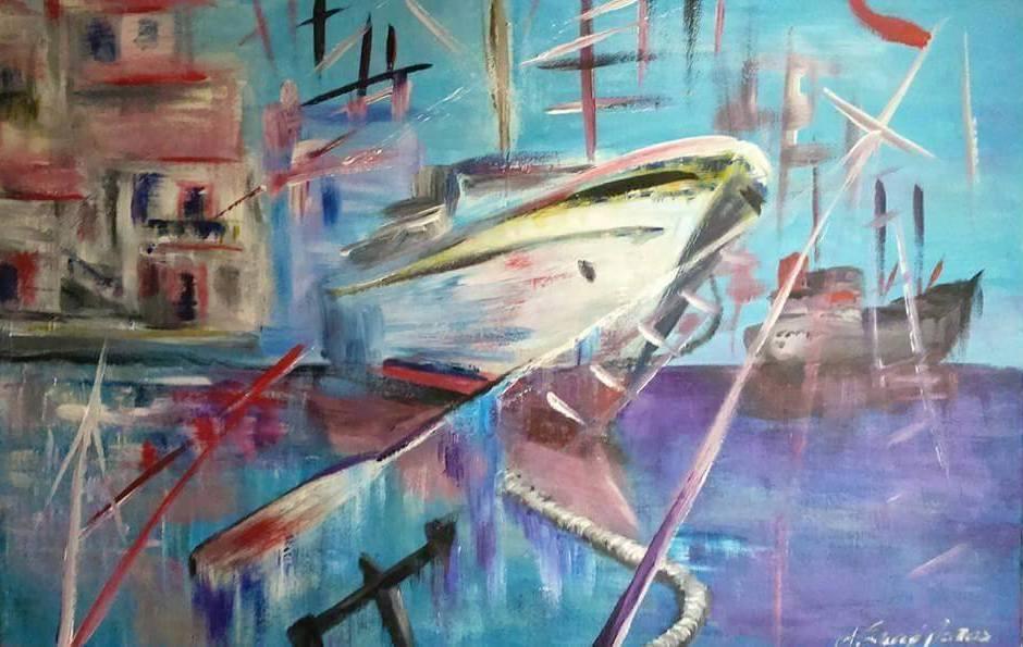 ΤΑΣΕΙΣ, ΖΩΓΡΑΦΙΚΗ, Ανεξάρτητοι Εικαστικοί καλλιτέχνες, Αντώνης Σκαρλάτος